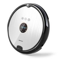 LCD touch handle robot vacuum Cleaner V8