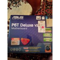 Asus P6 T Mother board