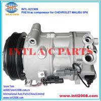 PXE16 ac compressor for CHEVROLET MALIBU w/h 5pk pulley