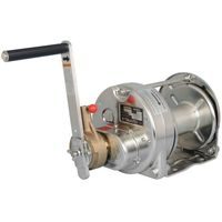 Stainless Steel Ratchet Hand Winches (Electropolishing): Model ERSB-5-SI (500kgf) thumbnail image