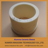 Alumina Al2O3 Ceramic Liner Tube for Vacuum Furnace