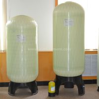 FRP Tank Reverse Osmosis Membrane Shell 150 psi Pressure Water Filter Treatment Fiberglass Pressure
