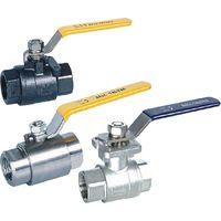 2PC Full bore class steel ball valve