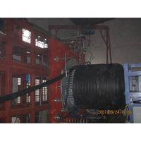 large diameter hollowness winding pipe machine thumbnail image