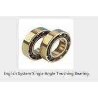 English System Single Angle Touching Bearing thumbnail image