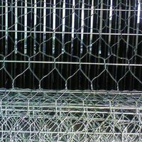 Reinforced Hexagonal Wire Netting