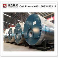 0.5 ton -10 ton Diesel steam boiler