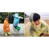 Disposable Children Raincoat