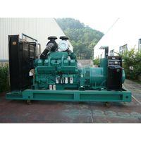 Prime Power 200kw Cummins Diesel Generator Set / Cummins Diesel Engine