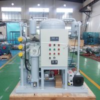 Single Stage Small Transformer Oil Dehydration Plant