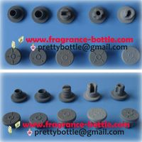 13mm butyl rubber stopper for serum vial injection glass bottle (PCBS001)