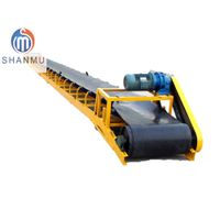 Belt Conveyor for Stone crusher line