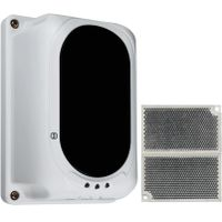 Conventional Reflective Optical Beam Smoke detector Beam Detector Beam Alarm Sensor with Relay Outpu thumbnail image