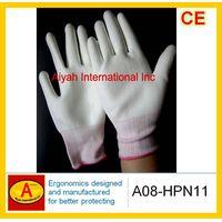 Polyurethane(PU) Glove (CE)(A08-HPN11) thumbnail image