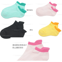 2017 New colorful socks/ Half terry cloth knit socks/ China suppier