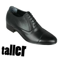 tall man shoes/taller shoes/higher shoes/increase height