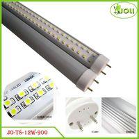 LED T8 tube light T5 Rotary Cap 3ft 4ft 5ft 6ft 25W China factory