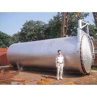 High efficiency rubber vulcanization machine thumbnail image