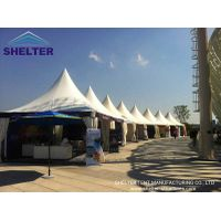 Shelter Pagoda Tent-High Peak Tent-Chinese Hat-Reception Tent-Lounge Tent