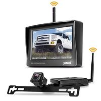Reverse Mini Camera Kit with Wireless Transmitter and 4.3 LCD Display thumbnail image