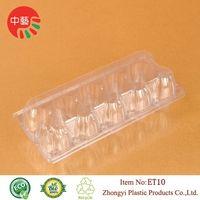 disposable plastic clamshell egg tray thumbnail image