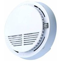 Smart wireless smoke sensor thumbnail image
