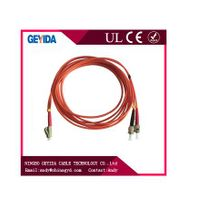FC/UPC-LC/UPC Duplex fiber optic patch cord