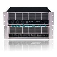 Multi Channel 3U Professional Power Amplifier QH series