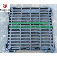 Grating D400 grill ductile iron