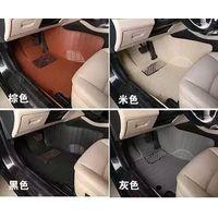 Anti skid 3D XPE material car foot mat