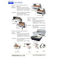 electric chafing dish set