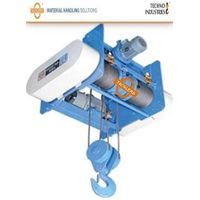 Electric Wire Rope Hoists - Upto 50 Tons