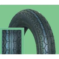 Motorcycle tubes and tires
