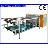 Fabric Textile Garment Printing Machine, Sublimation Printer & Roller Heat