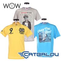 """CATBALOU"" Polo T-shirts for men wholesale"