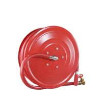 Fire fighting fire suppression system fire hose reel