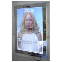 magic mirror light box with good quality and price USD38