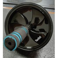 NAVSHOT fitness training AB wheel roller