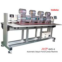 [ASP-645-4]auto punch press machine.