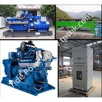 MWM natural gas biogas generator set