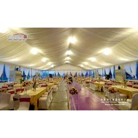 20x60m 1000 People Capacity Aluminum Wedding Tent For Sale