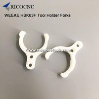 HSK63F Tool Changer Grippers for HOMAG WEEKE CNC Router Machine thumbnail image