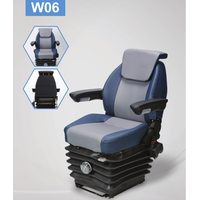 Seats for Wheel-loader, Fork-lift, Tractor(Model W06) thumbnail image