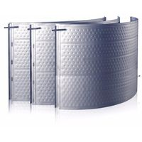 Pool Heater Plate Drying Plate