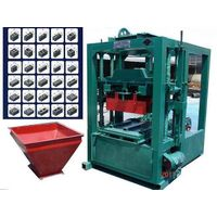Hot selling cement brick machine QTJ4-26D (Tianyuan Brand) thumbnail image
