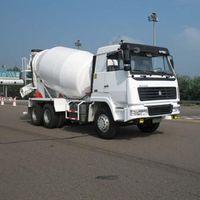 2020 new AZ 6m3 concrete mixer truck