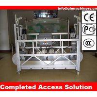 Suspended Platform 630kg load/6m length