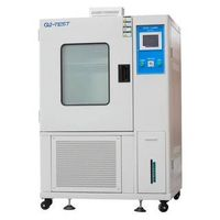 Programmable Temperature and Humidity Test Chamber QTH-416C