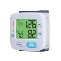 Wrist Blood Pressure Monitor U60GH