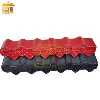 ASA 2.5mm Building Materials Synthetic Resin Roof Tile thumbnail image